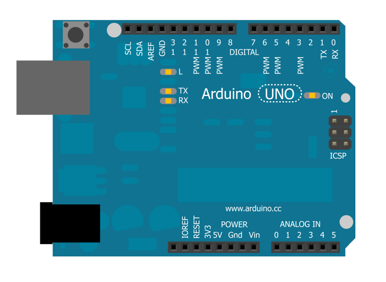 Power regulator for the arduino